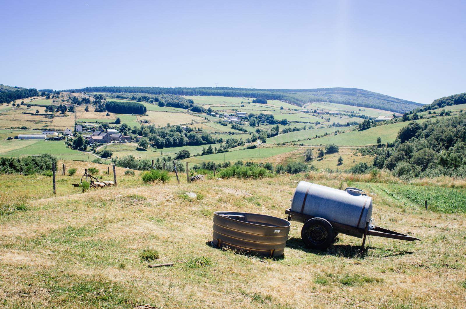 La grande traversée du massif central - Paysages d'altitude entre Haute-Loire et Cantal