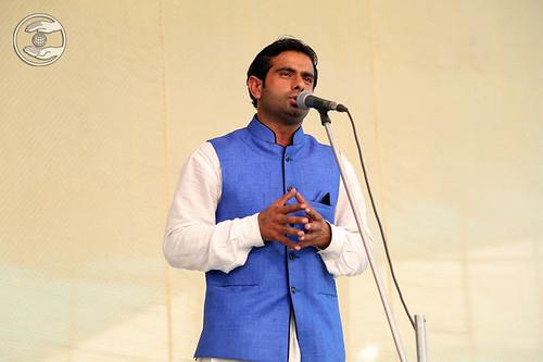 Poem by Amit Malik from Ganaur