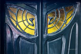 Porte d'entrée - Monmartre