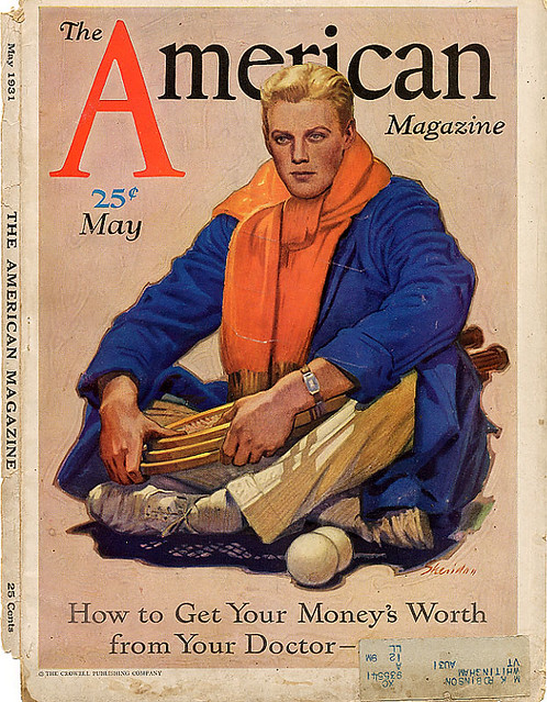 The American Magazine May 1931