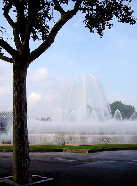 Fountain, Barcelona