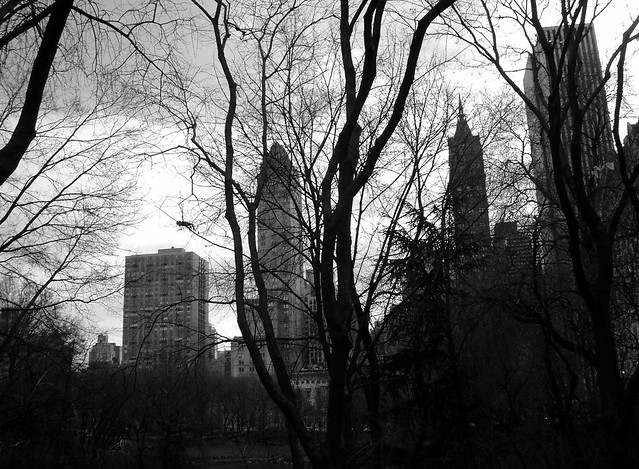 New York in B&W