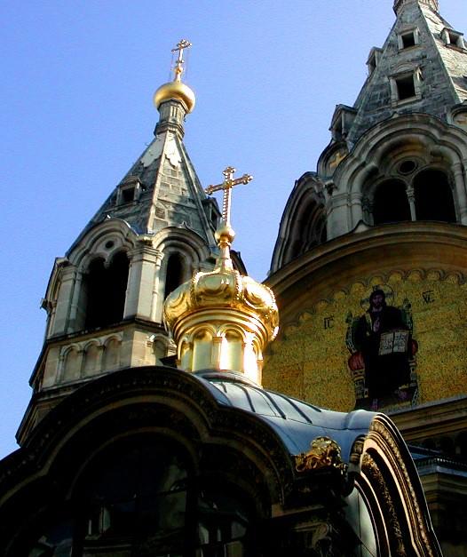 St Alexandre Newsky, Paris