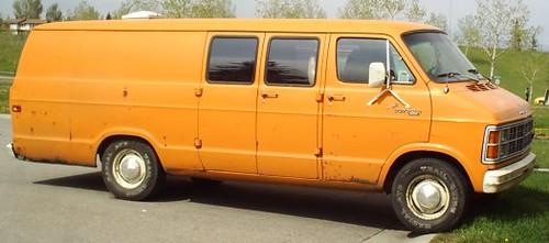 1980 dodge b100 van