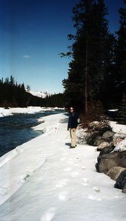 Ruth, Bow River, Lake Louise