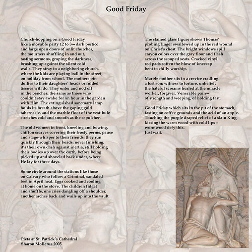 Good Friday | by Sharon Mollerus
