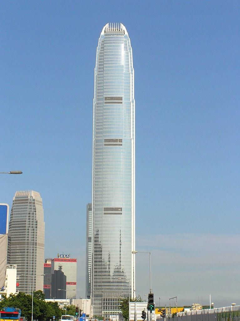 Tallest Building Of Hong Kong