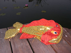 Goldfish, Baby!   by sew-mad