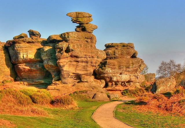 Balancing Rock Act