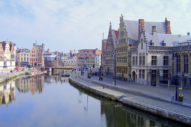 Ghent Waterscape