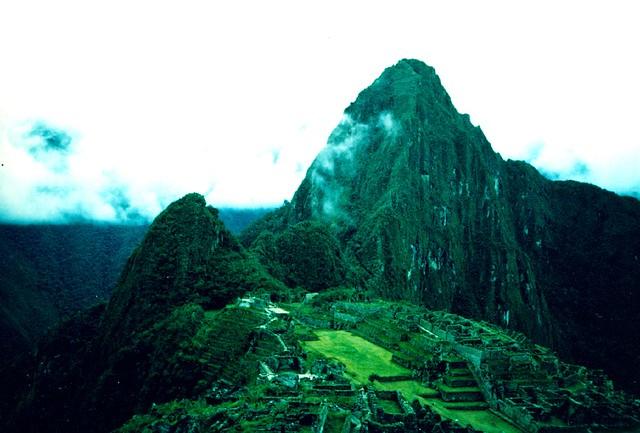Accidental Xpro incident - Machu Pichu, Peru