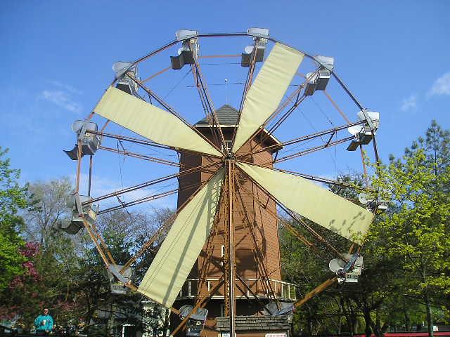 Ferris Wheel on Centre Island