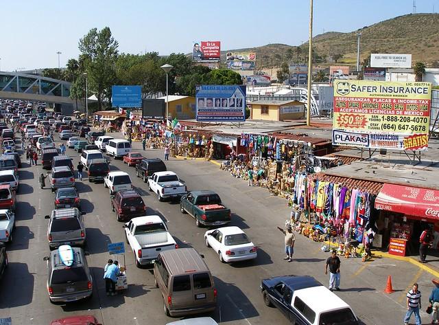 Tijuana Border 03/04