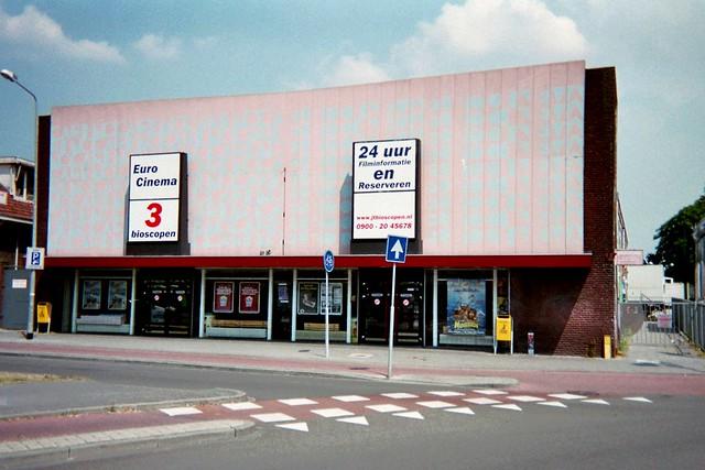 euro cinema, hilversum - front | built in 1976 and still run… | flickr