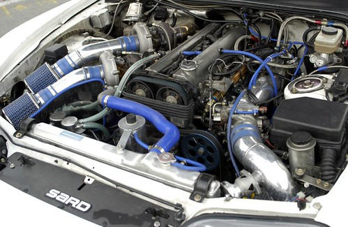 2JZ-GTE tuned engine | by ducktail964
