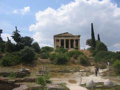 Temple of Hephestos, Athenian Agora