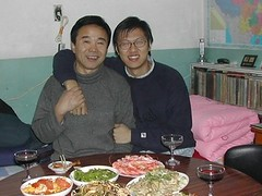 Li Qingtao and his father (Spring Festival 2004) | by Todd Owen