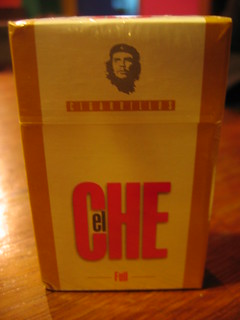 Che Guevara Cigarettes | by stanicelbow