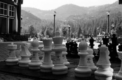 chess in the mountain | by nicotinestain