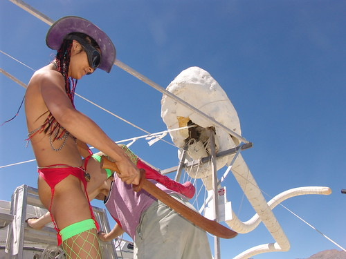 burning man, 2003 | by ndpa / s. lundeen, archivist