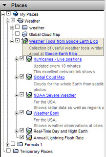 Google Earth Weather Tools | by capitalm.reverse