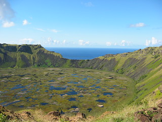 Rano Kau | by Robert Nyman