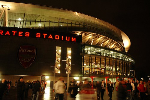 Arsenal stadium | by SUMINGYANG photography