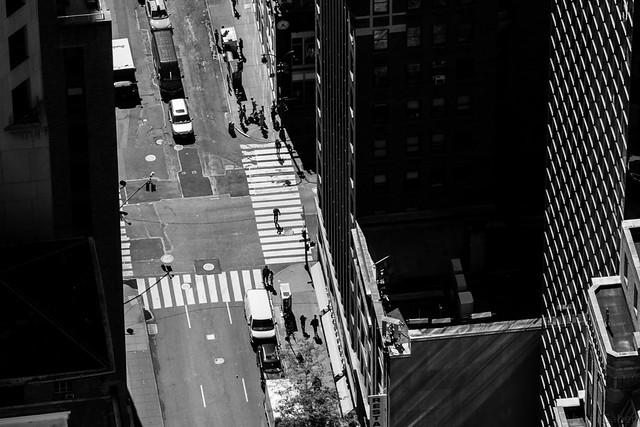 NY corner