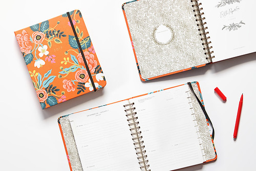 open daily planners - Rifle Paper | by yourbestdigs