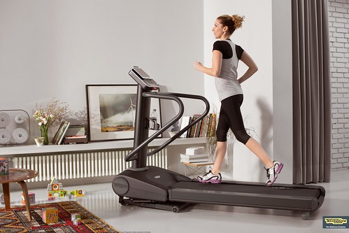 Technogym tapis de course pliable | by TechnogymFrance