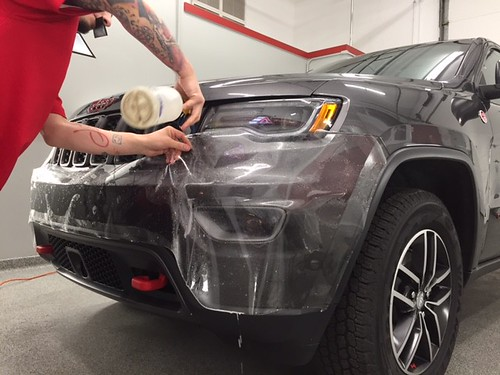 Xpel Ultimate Bumper Install | by 2180miles