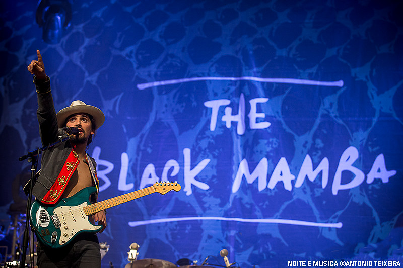 The Black Mamba - Coliseu do Porto '17