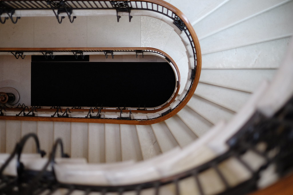 Winding Stairs | Minnesota State Capitol   Saint Paul, MN ...