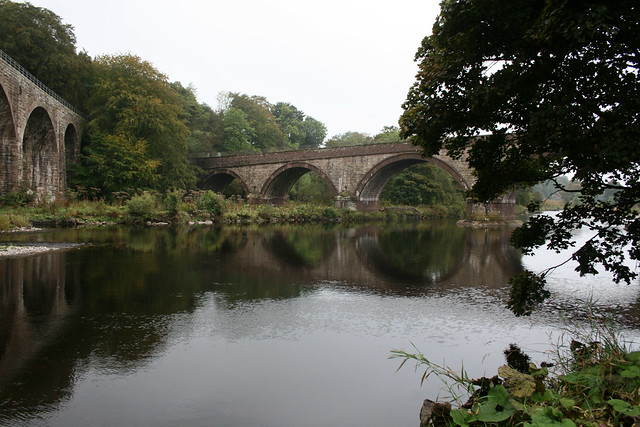 North Water Viaduct and Lower North Water Bridge
