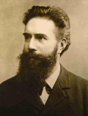 Wilhelm Conrad Röntgen | Foto Graf | Flickr
