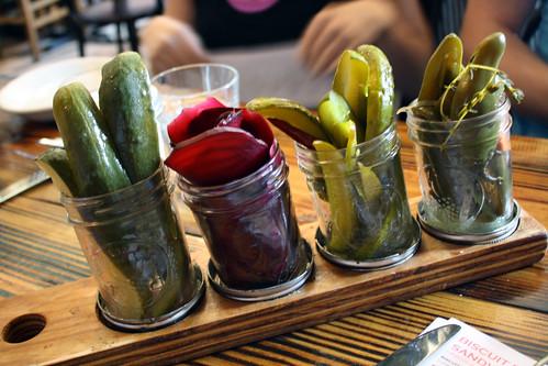 Jacob's Pickles Brunch