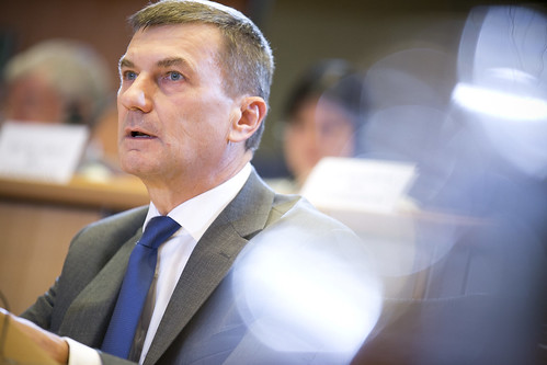 2014-10-06 Commissioner Hearing Andrus Ansip | by EPP Group in the European Parliament (Official)