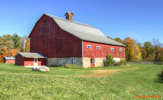 Wi. Rapids Autumn Barn | by newagecrap
