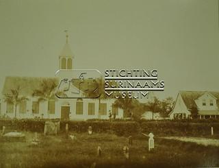 Kerk   by Stichting Surinaams Museum