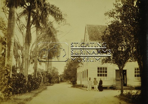 Kerk Leprozerie Batavia | by Stichting Surinaams Museum