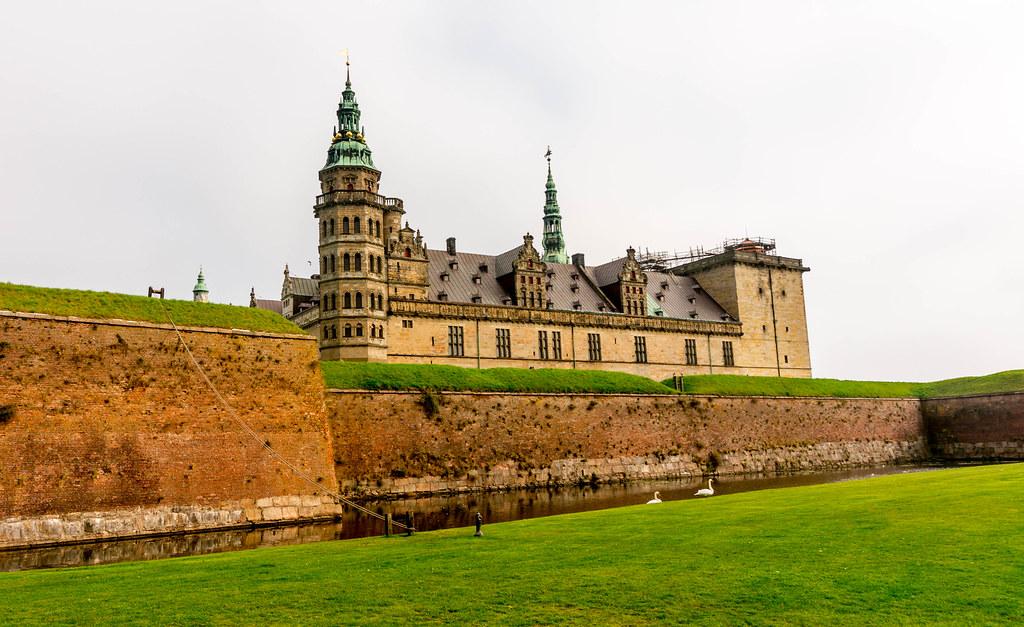 Hanlets Castle Kronborg Slot Helsingborg Denmark Flickr