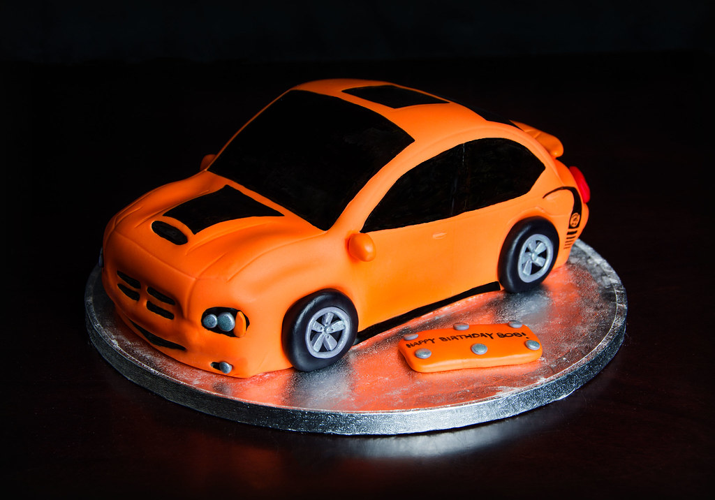 Dodge Charger Super Bee Cake Kayley Mackay Flickr