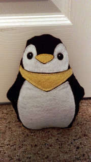 Holly's Penguin