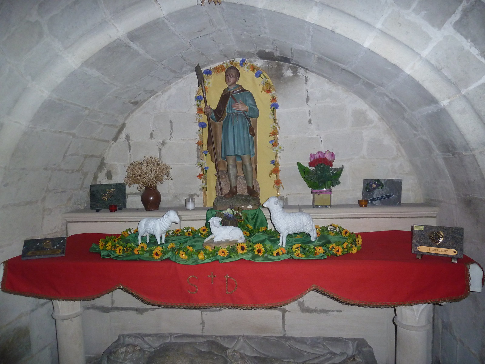 Sebourg l'Eglise  (6)