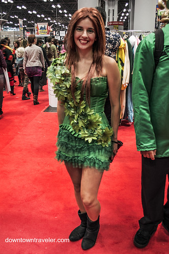 NY Comic Con 2014 Poison Ivy 5 | by Downtown Traveler
