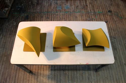 pre-sanded brass forms | by billtstudio
