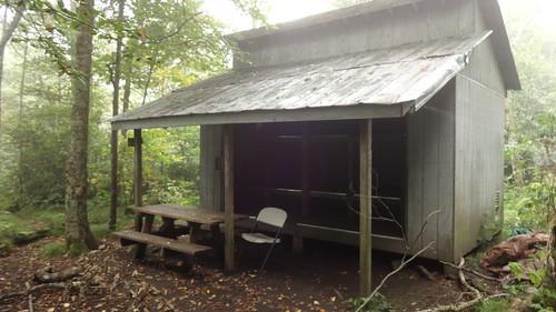 Bald Mountain Shelter
