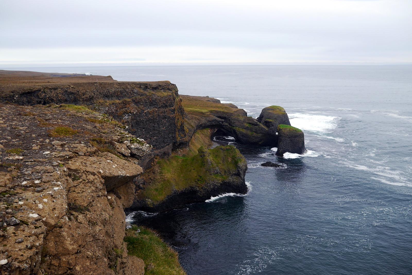 Rocks at Rauðanes Point