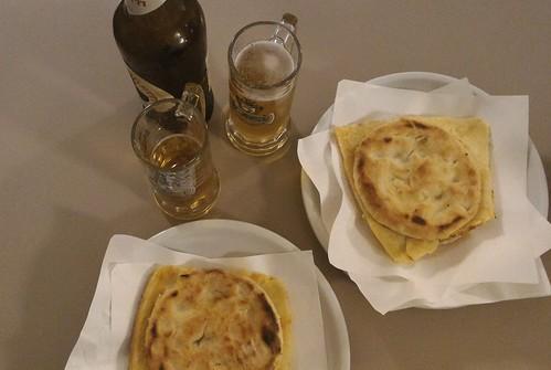 Cecina a Pisa da Pizzeria Nando | by S I C A N I A