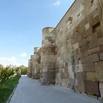 Sultanhanı Kervansarayi - exterior walls